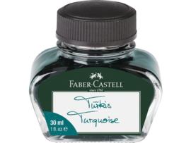 Faber Castell vulpeninkt flacon 30 ml - Turquoise