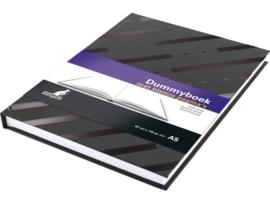 Kangaro Schetsboek A5 hard cover  zwart- 80 pagina's - 140 grams wit papier