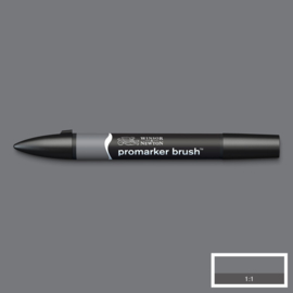 Winsor & Newton promarkers Brush - Cool Grey 4