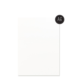 Florence Aquarelpapier smooth Intense White - 100 vellen 200 grams papier - A6