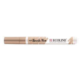 Talens Ecoline Brush Pen - 420 beige
