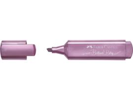 Markeerstiften Faber-Castell - Metallic robijn