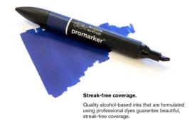Winsor & Newton promarkers Set 1 - set van 12 + 1 Blender