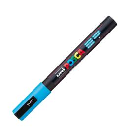 Uni Posca Paint Marker PC-3M  - Lichtblauw