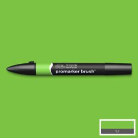 Winsor & Newton promarkers Brush - Bright Green