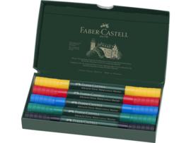 Faber Castell aquarel marker Albrecht Dürer - set van 5