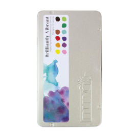 Nuvo watercolour potloden - brilliantly vibrant 520N - set van 12