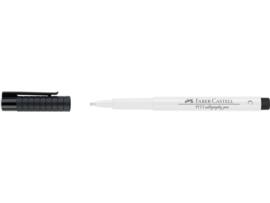 Faber Castell Pitt Calligrafie pen - 101 wit