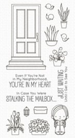 My Favorite Things clear stamps - set van 15 - Sittin' Pretty