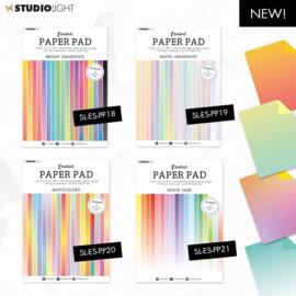 StudioLight Paper Pad Blok A5 - 36 vellen - Gradient Bright nr. 18