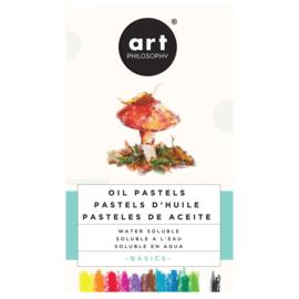 Prima Marketing Oil Pastels - Basics - set van 12
