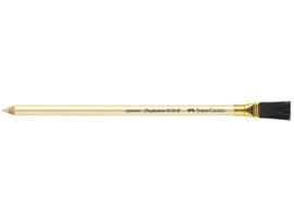 Faber Castell gumpotlood Perfection 7058 B met kwastje