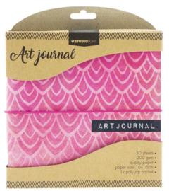 Studio Light Art Journal 16 x 16 cm Essentials nr.03
