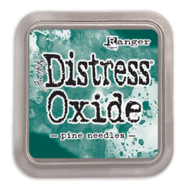 Tim Holtz Distress Oxide Inkt Pads groot - Pine needles
