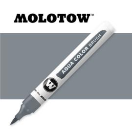 Molotow Aqua Color Brush Pen 031 Cool Grey 02