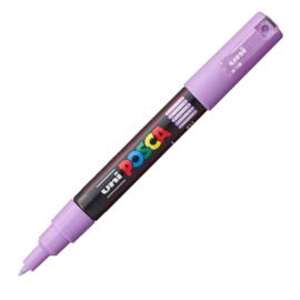 Uni Posca Paint Marker PC-1MC conische punt  - Lavender