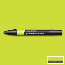 Winsor & Newton promarkers Brush - Lime Green