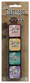 Tim Holtz distress mini ink kit 4