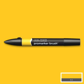 Winsor & Newton promarkers Brush - Sunflower