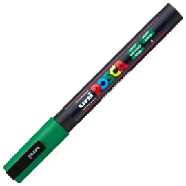 Uni Posca Paint Marker PC-3M  - Groen