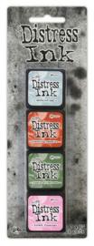 Tim Holtz distress mini ink kit 16