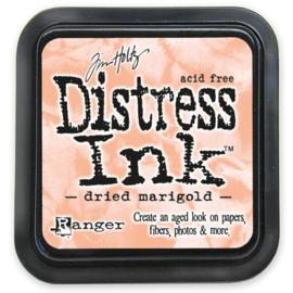 Tim Holtz Distress ink pad - dried marigold