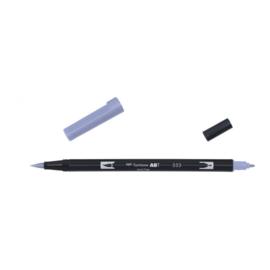 Tombow ABT Dual Brush Pen 553 mist purple