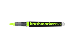 Karin Brushmarker PRO Neon Yellow Green