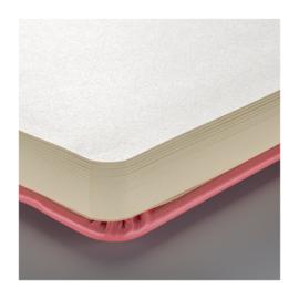 Talens art creation Brush / Schetsboek 13 x 21 cm - 80 vellen - Coral Red