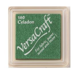 VersaCraft inktkussen small - Celadon