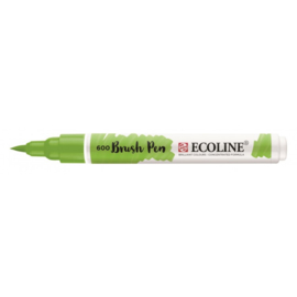 Talens Ecoline Brush Pen - 600 groen