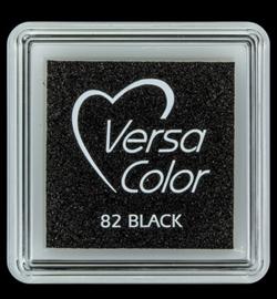 VersaColor Inkpad klein - Zwart