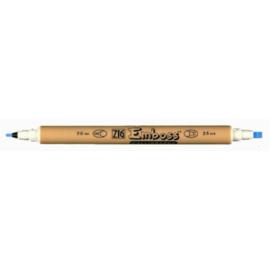 ZIG Emboss Calligraphy Twin Tip Pen