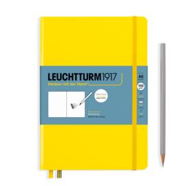 LEUCHTTURM 1917 Sketchbook Medium A5 - 150 grams - Yellow
