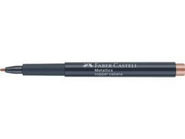 Faber Castell metallic marker - Copper cabana