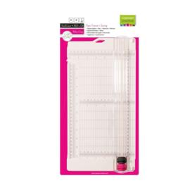 Vaessen Creative - Papiersnijder met rilfunctie 15 x 30,5 cm