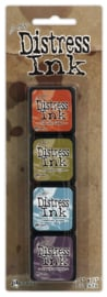 Tim Holtz distress mini ink kit 8