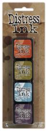 Tim Holtz distress mini ink kit 8
