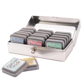 Tim Holtz Distress ink pad Storage tin