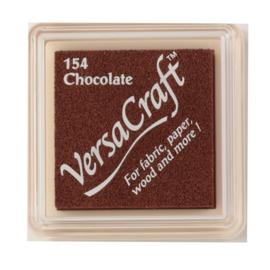 VersaCraft inktkussen small - Chocolate