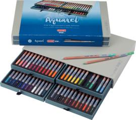 Bruynzeel design aquarelpotloden - set van 48