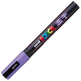Uni Posca Paint Marker PC-3M  - Lila