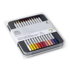 Winsor & Newton Studio Collection Kleurpotloden - set van 24