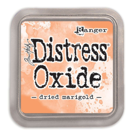 Tim Holtz Distress Oxide Inkt Pads groot - Dried marigold