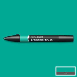 Winsor & Newton promarkers Brush - Ocean Teal