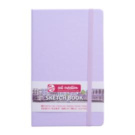 Talens art creation Brush / Schetsboek 13 x 21 cm - 80 vellen - Pastel Violet