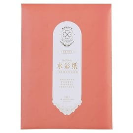 Paul Rubens Glitter Aquarelpapier 13,5 x 19,5 cm - 20 vellen 300 grams GLITTER papier