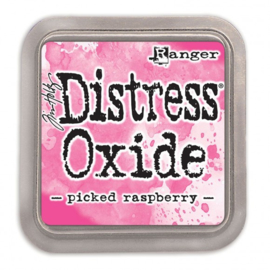 Tim Holtz Distress Oxide Inkt Pads groot - Picked raspberry
