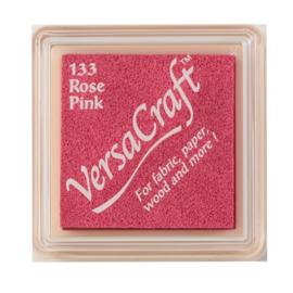 VersaCraft inktkussen small - Rose pink