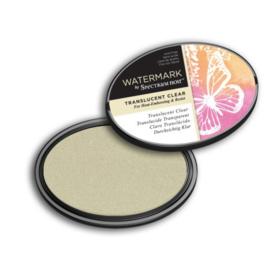 Spectrum Noir Watermark Translucent Clear stamp pad